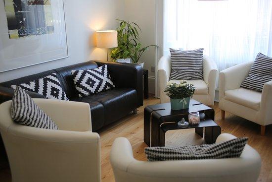 B+B Belgravia: Lounge area