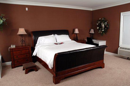 Depot Inn & Suites: Western Suite