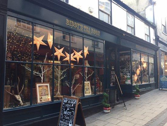 Biddy S Tea Room Norwich 15 15a Lower Goat Ln Menu Prices Restaurant Reviews Tripadvisor