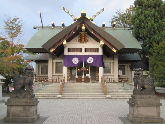 ‪Retsureppu Shrine‬