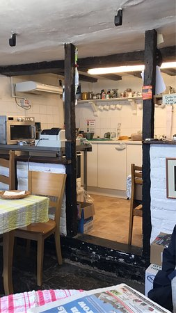 Bishops Castle, UK: The Chai Shop