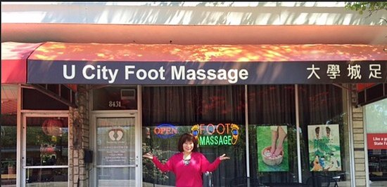 University City, MO: U-City Foot Massage
