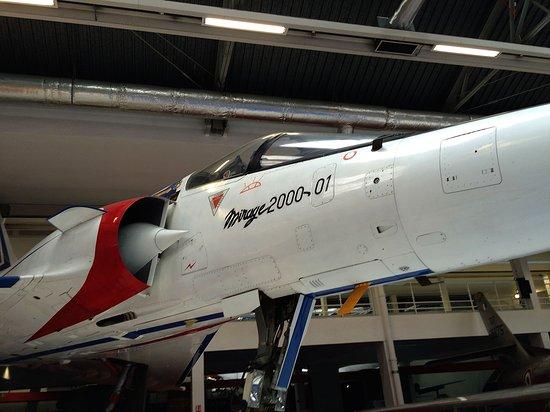 Le Bourget, Francja: Mirage 2000