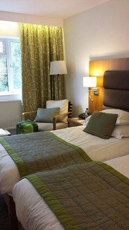 Henlow, UK: Room 66 - FAB!