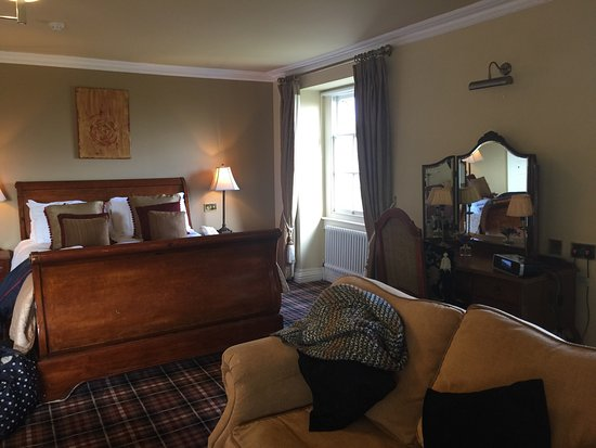 Llanhamlach, UK: Peterstone Court Hotel