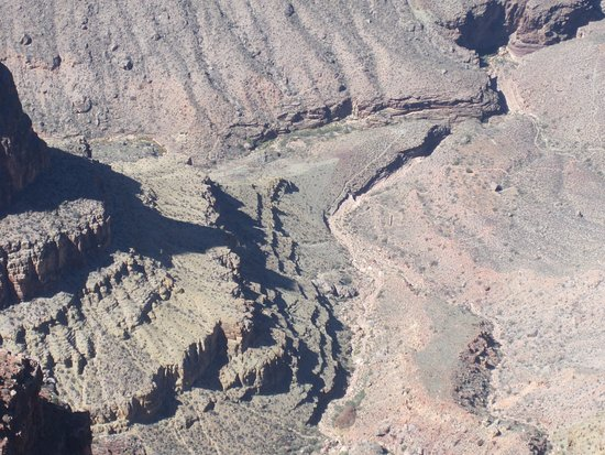 Tusayan, AZ: Taken from the southern rim walking from Hermit's rest