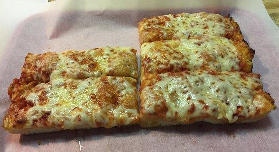 Kingston, Pensylwania: Best Fried Sicilian...!!