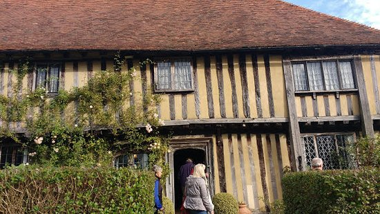 Tenterden, UK: Front of the house