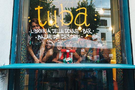 Tuba offre anche dei fantastici addii al nubilato. Info su - Foto ...