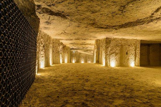 Lunay, France : visite de cave et dégustation