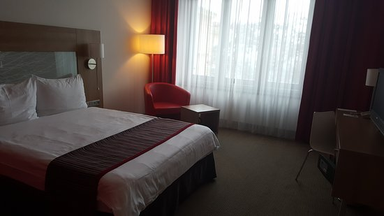 Park Inn Hotel Prague: 20160306_125613_large.jpg