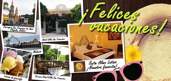 Hotel Villa San Francisco: Felices Vacaciones