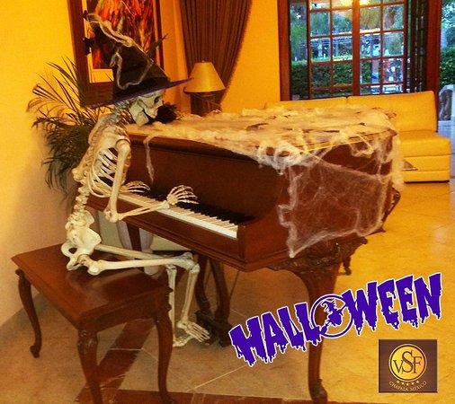 Hotel Villa San Francisco: Feliz Hallowen