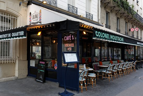 Restaurant Colonel Moustache Paris Eme