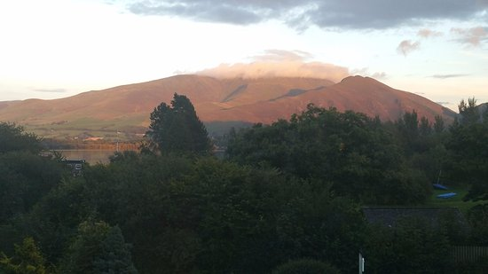 Cockermouth, UK: View from Room 1