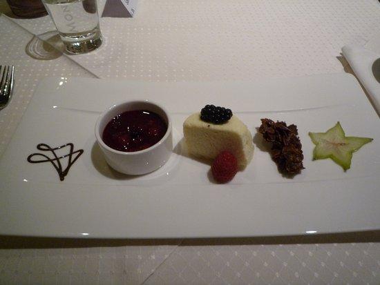Rohrmoos-Untertal, Østerrike: Dessert