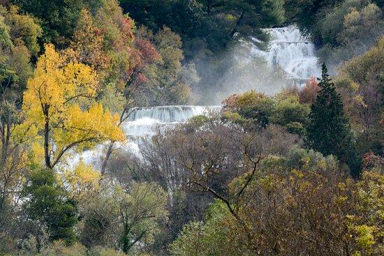 Skradin, كرواتيا: Fall Colors