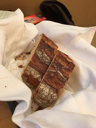 Outstanding bread at Central Michel Richard