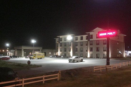 Best Western Plus North Platte Inn Suites