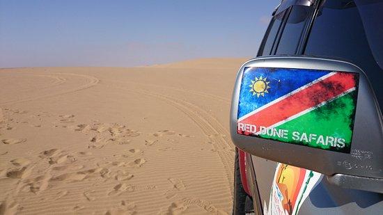 Walvis Bay, Namibia: The breathtakingly beautiful SANDWICH HARBOUR.