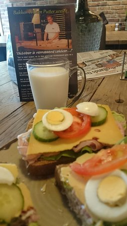 Uitgeest, Países Bajos: Bakkerij Putter