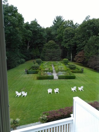 Washington, CT: Garden View, so serene
