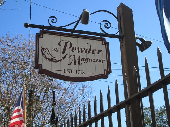 The Powder Magazine