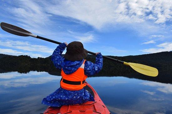 Franz Josef, Nueva Zelanda: Glacier Country Kayaks