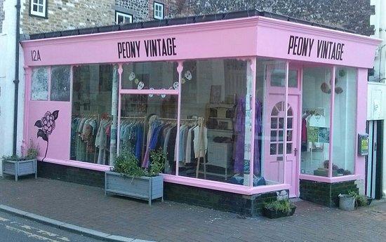 Peony Vintage