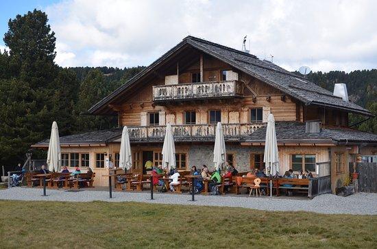 Villandro, Italia: Hütte