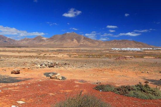 Lanzarote paysage