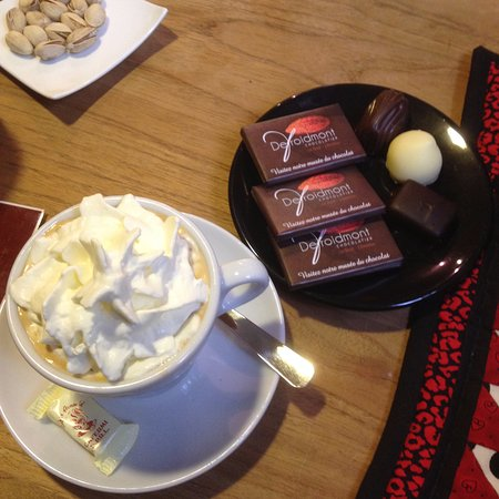 Chocolaterie Defroidmont