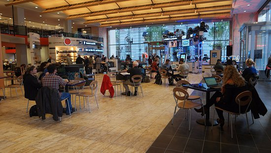 Newsfeed Cafe Boston Ma