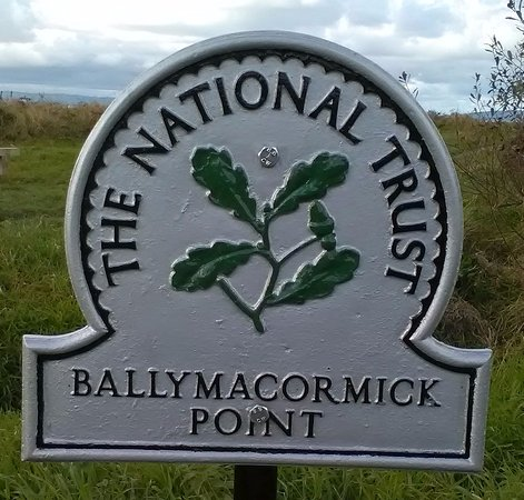 Condado de Down, UK: Ballymacormick Point