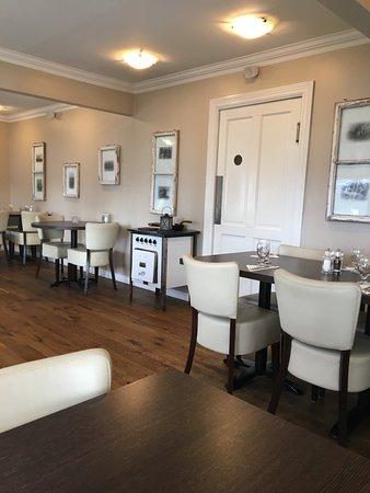 Egilsstadir, Island: dining room