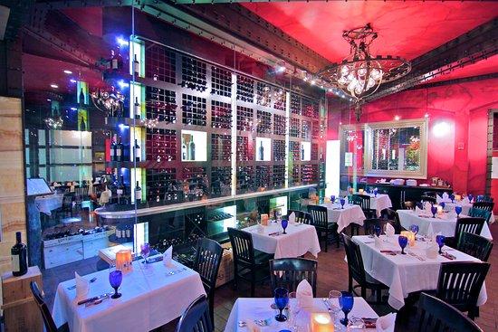 Texas de Brazil: Dining room