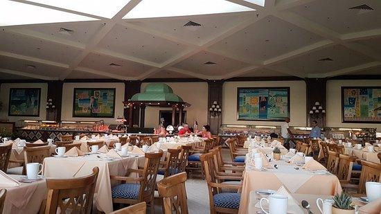 Baron Resort Sharm El Sheikh: Comedor muy amplio