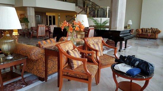 Baron Resort Sharm El Sheikh: Lobby