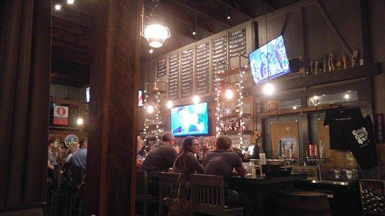 Woodstock, GA: bar at the Freight