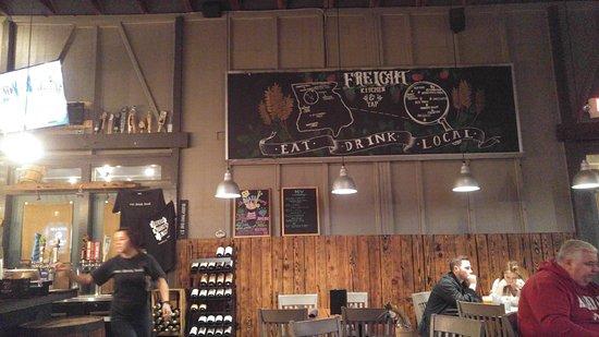 Woodstock, GA: local sign