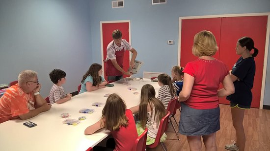 Evansville, Indiana: Learning workshops