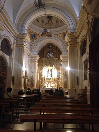 Urda, Hiszpania: Santuario del Santísimo Cristo de la Veracruz.