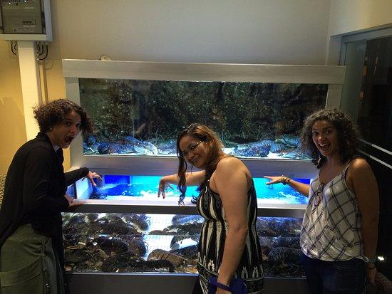 Lookal Mar: com amigas
