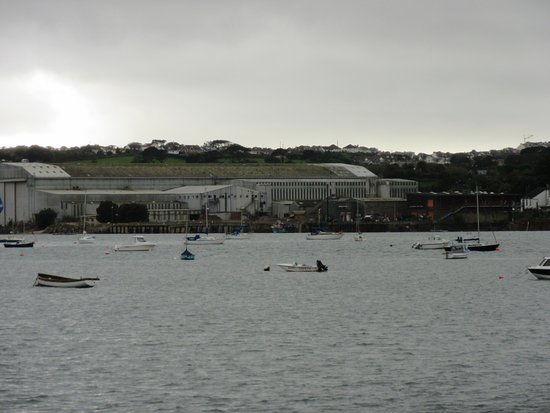 Instow, UK: View from a 10 second walk across the street