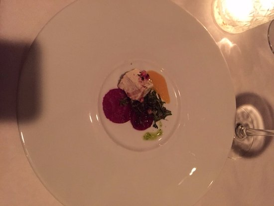 Cape May Point, NJ: beet salad