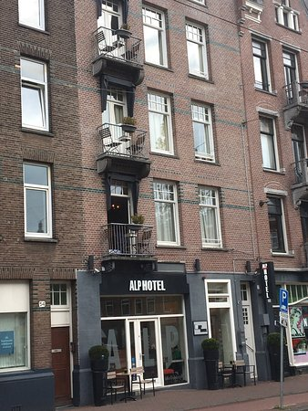 Alp Hotel Amsterdam: photo0.jpg
