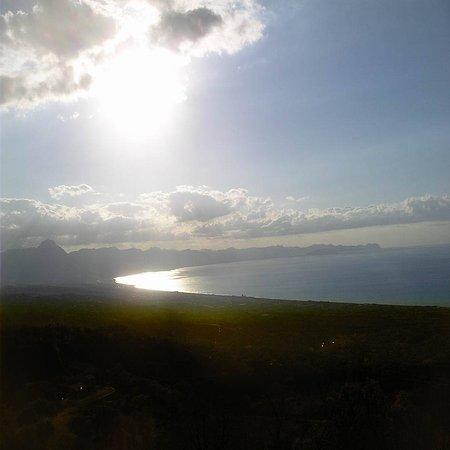 Gratteri, Italia: vista sul magnifico golfo palermitano