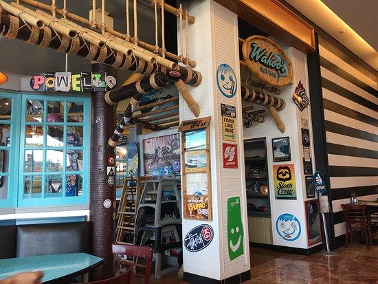 Costa Mesa, CA: Wahoo Fish Tacos