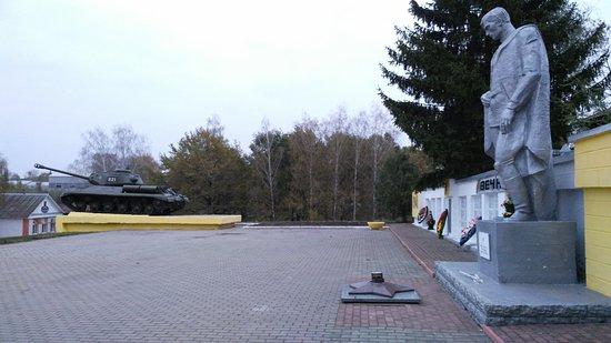 Starodub, รัสเซีย: Стародубский краеведческий музей