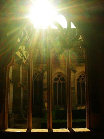 Bebenhausen, Tyskland: Zisterzienser Kloster